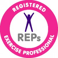 Register of Exercise Professionals REPS | Hillcliff Personal Training North London - Barnet