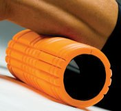 Foam rolling at Hillcliff Personal Training North London