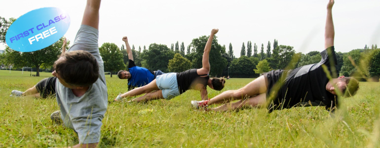 Bootcamp 4 | Hillcliff Personal Training Barnet